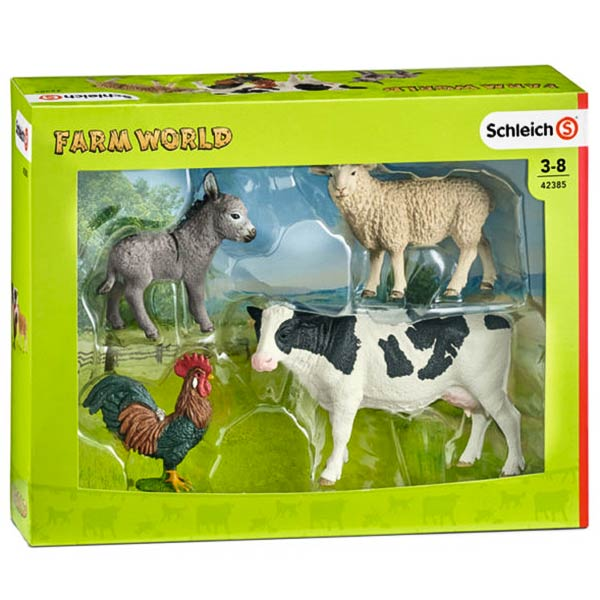 Schleich Farm World 42385 Box