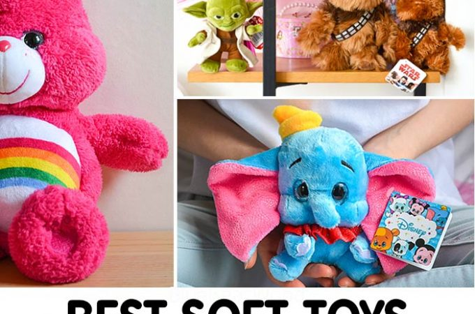 Some Of The Best Soft Toys That Bring Smiles To Faces