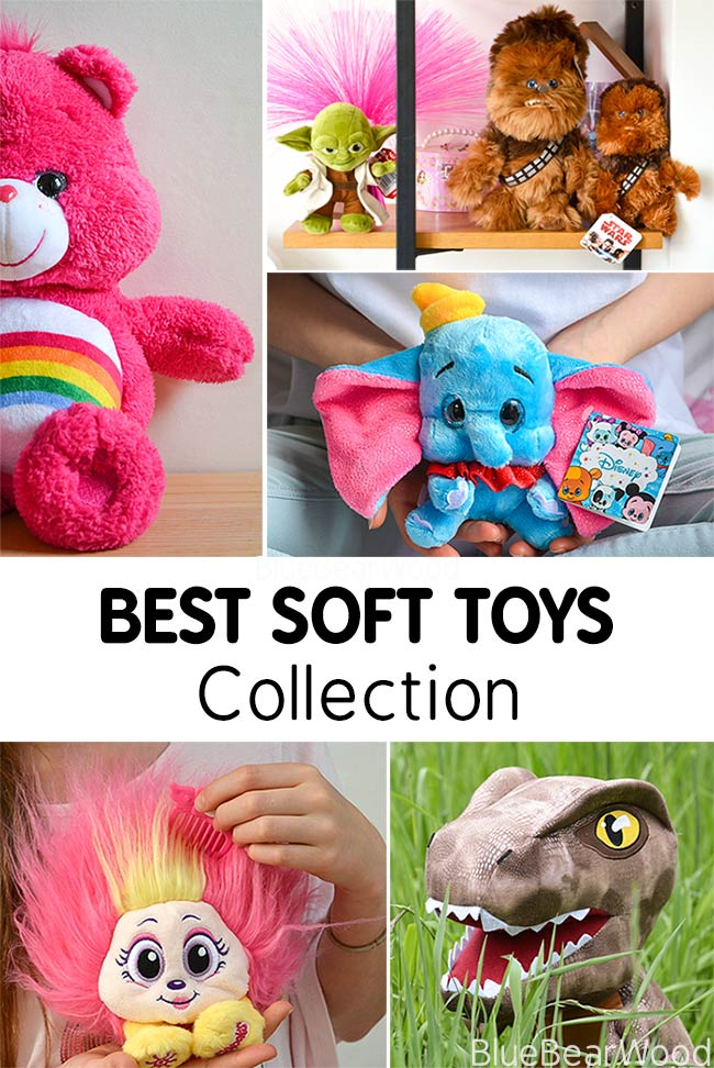 Best Soft Toys