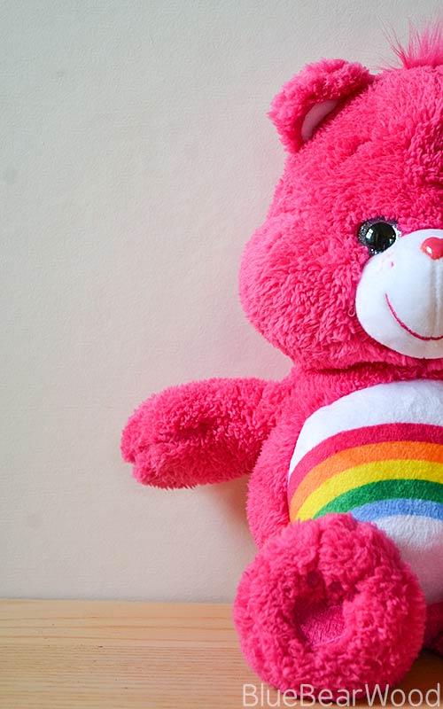 Care Bear Medium Plush