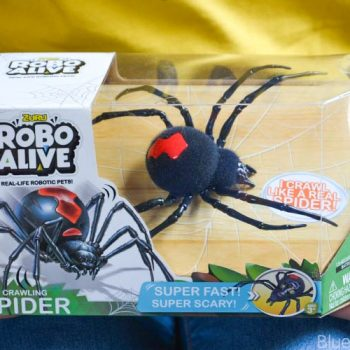 Robo Alive Crawling SPider