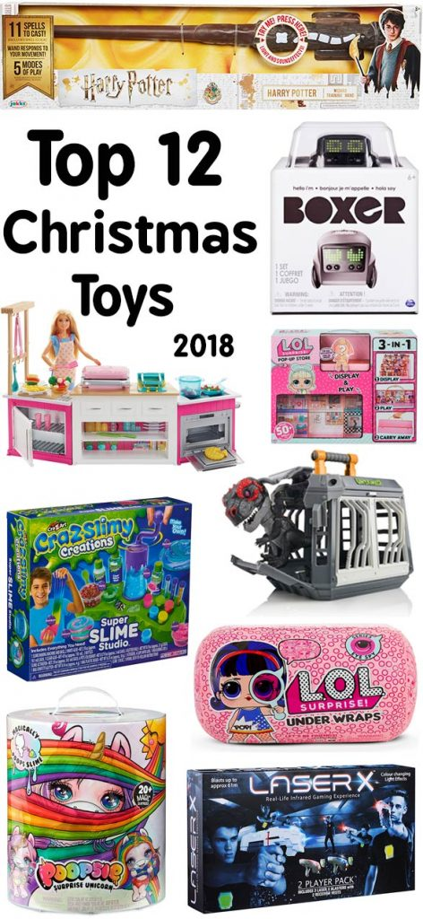 Must Have Christmas Toys 2018