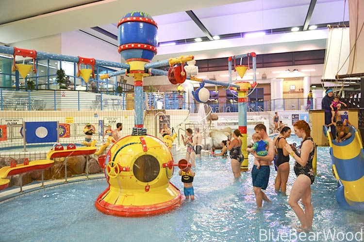 Coral Reef Waterworld young kids area