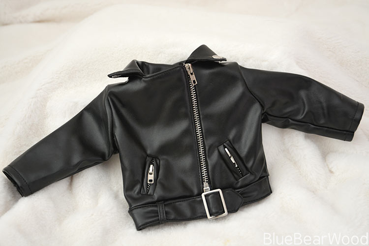 I'M A GIRLY Biker Jacket