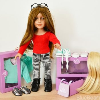 I'm A Girly Fashion Doll