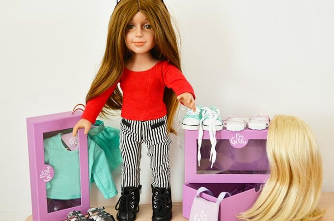 I'M A GIRLY Is The New Luxury Fashion Doll In Town