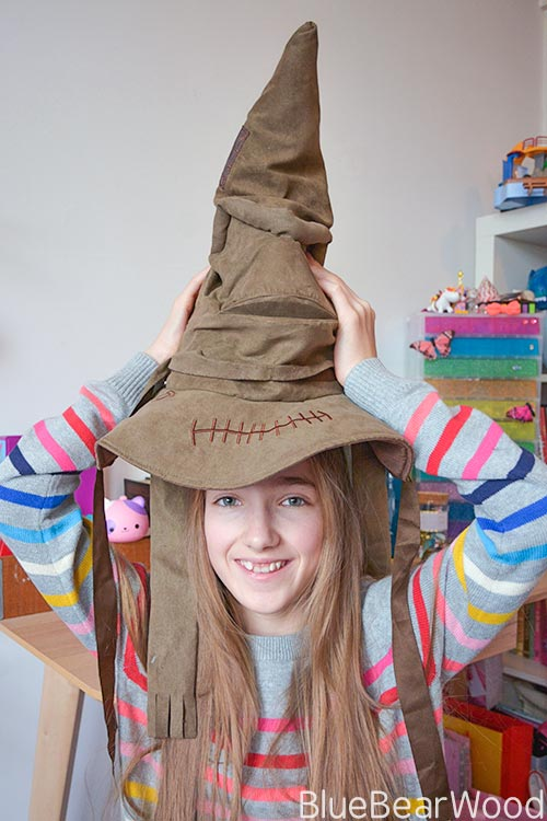 The Real Harry Potter Sorting Hat