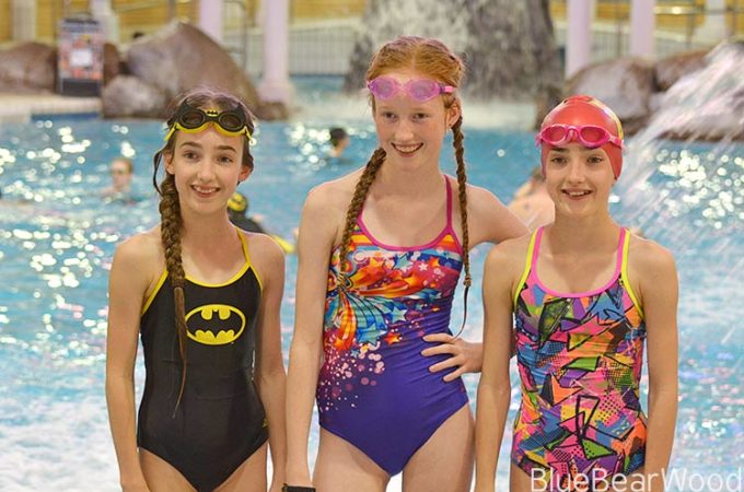 colourful Zoggs swimwear for kids