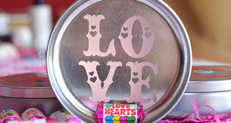 Share The Love With A Swizzels Love Hearts Tin