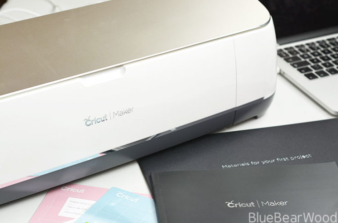 Get Creative With The Cricut Maker
