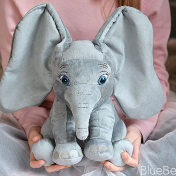 Disney Dumbo Soft Toy With Flapping Ears