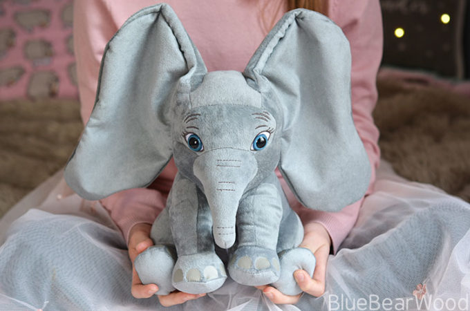 Flapping Ear Disney Dumbo Soft Toy