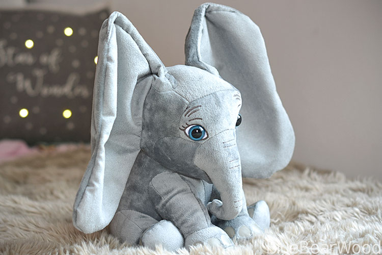 Disney Dumbo Push Toy