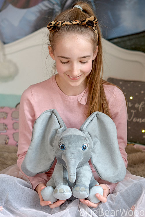 Flapping Ears Disney Dumbo Soft Toy