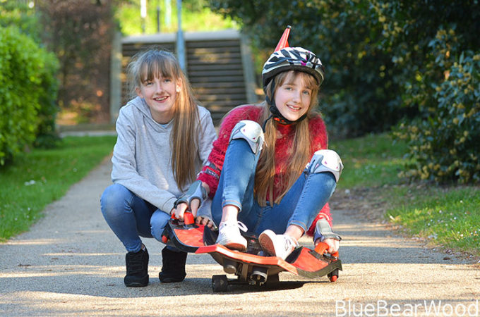 Get Kids Outside With The Rollplay NightHawk Ride On For Tweens