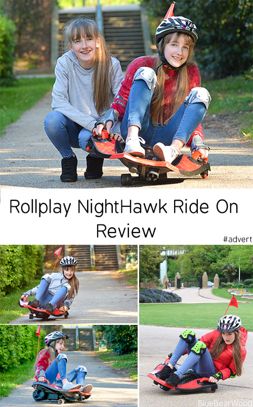 Rollplay NightHawk 12v Ride On Toy Review