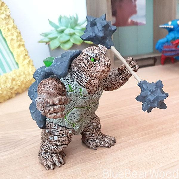 Schleich Eldrador Creatures Armoured Turtle
