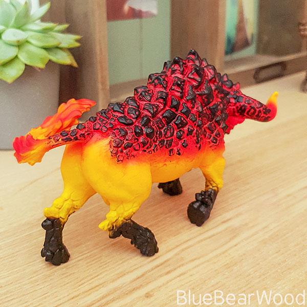 Shchleich Eldrador Fire Bull