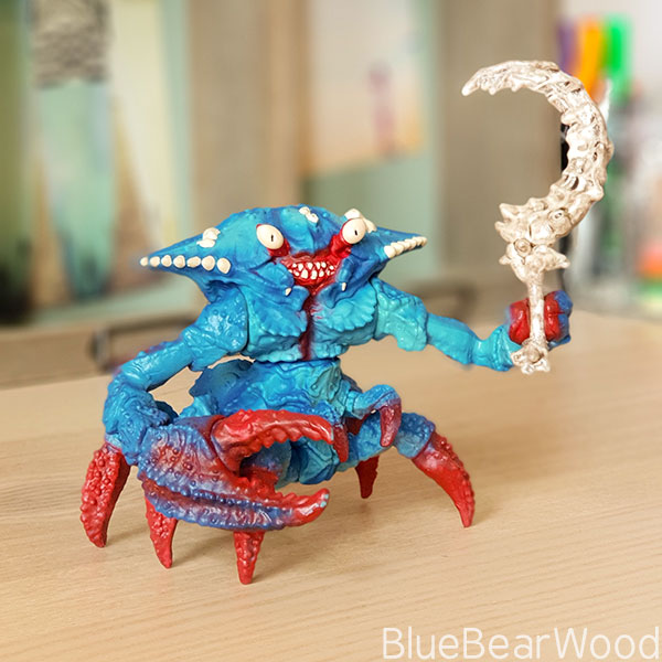 Schleich Eldrador Battle Crab