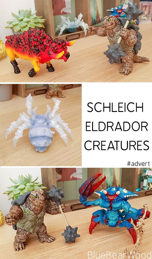 Schleich Eldrador Creatures