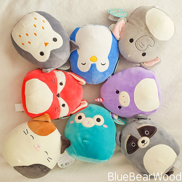 Squishmallows Gang Of Eight