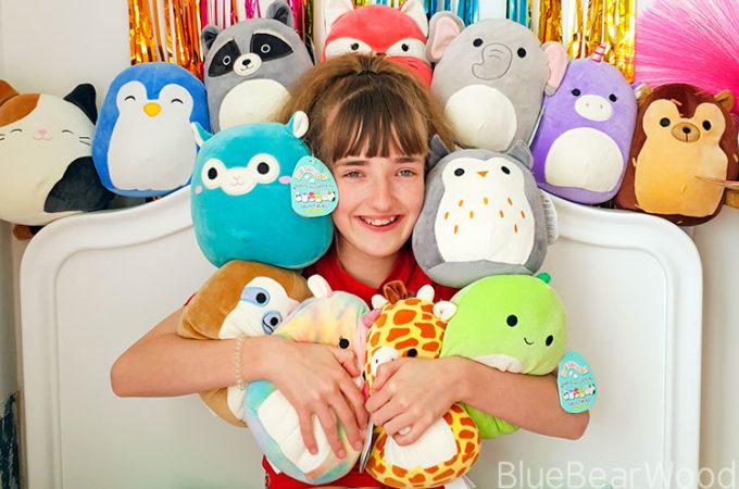 Squishmallows Soft Toys Squad
