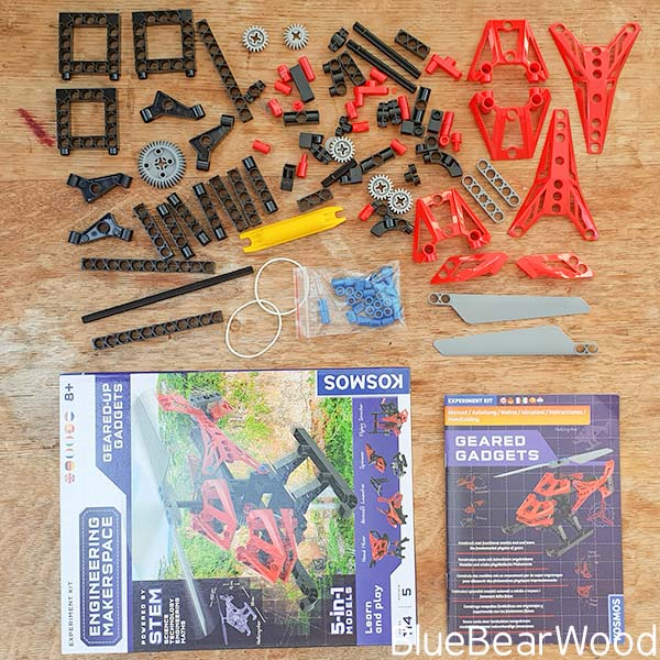 Engineering Makerspace Geared Up Gadgets Contents