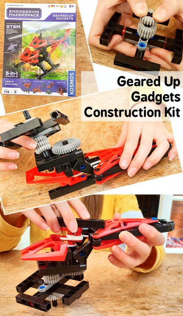 Engineering Makerspace Geared Up Gadgets By Thames & Kosmos