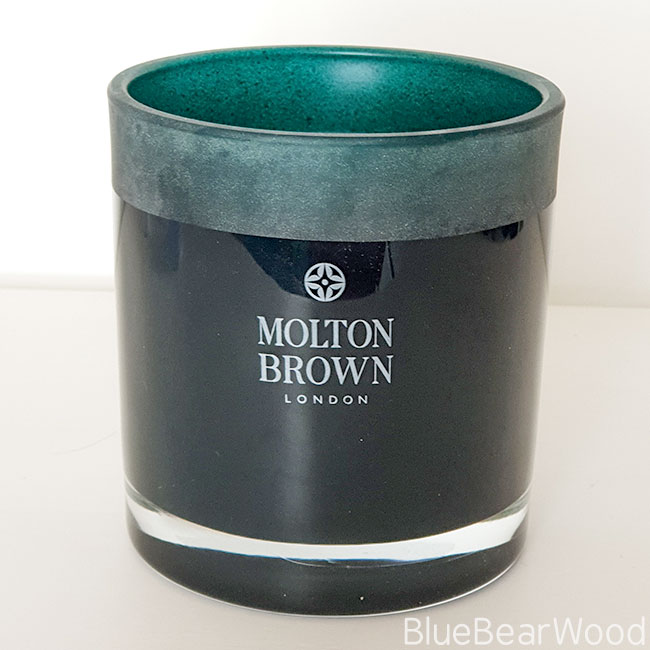 Fathers Day Gift Molten Brown Candle