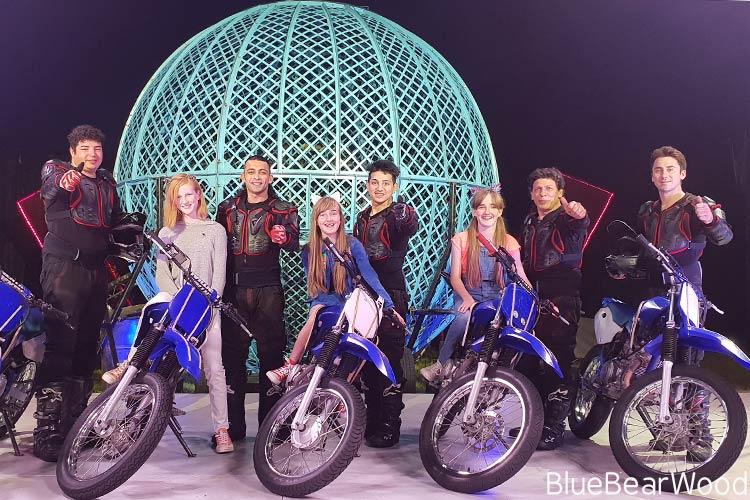 Cirque Berserk Lucius Team Motorbikes