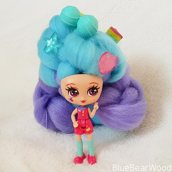 Candylocks Scented Dolls With Hair You Can Style