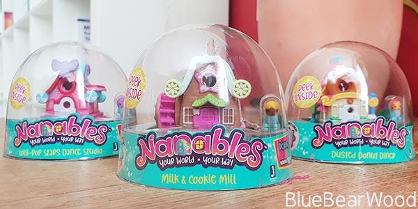 Nanables Sweetness Town