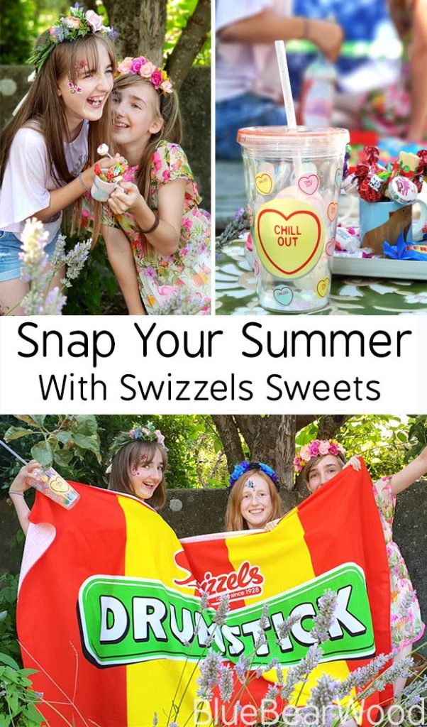 Snap Your Summer With Swizzles Sweets
