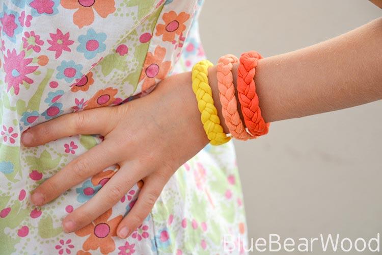 Tshirt Yran Bracelets Teens Can Make