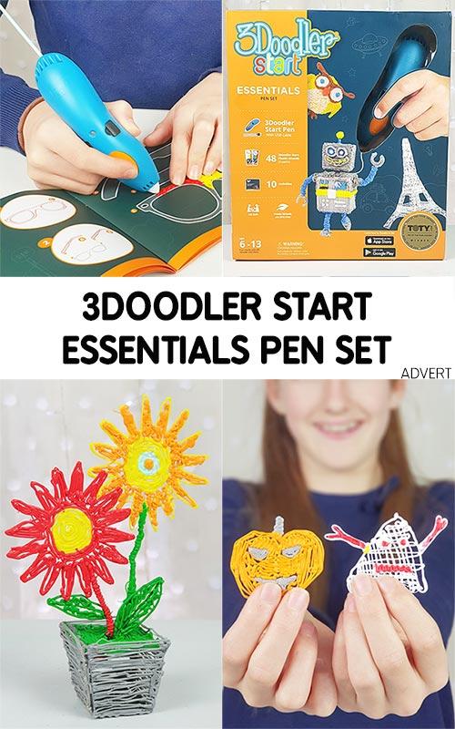 3Doodler Essentials Pen Set Review