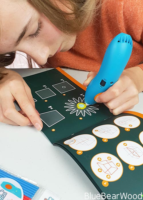 How To Draw With 3doodler Pen Templates