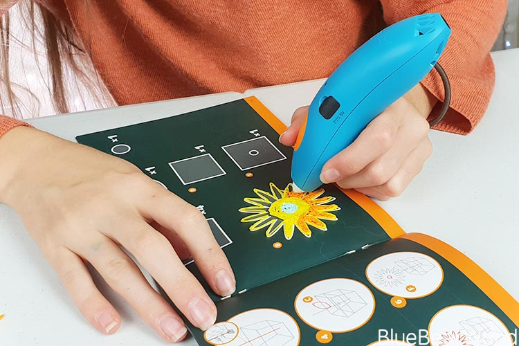 Drawing With The 3Doodler Start Essential Pen Set