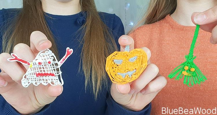 Halloween 3Doodler Craft