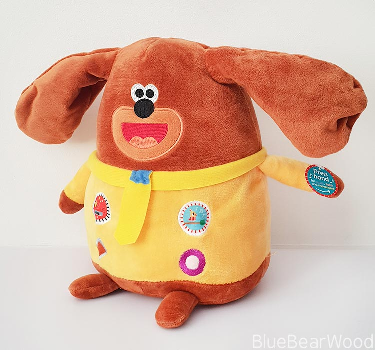 Hey Duggee Soft Toy