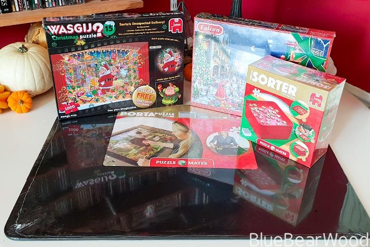 Jumbo Games Christmas Jigsaw Puzzles