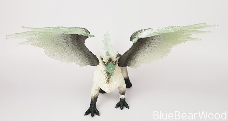 New Schleich Eldrador Figures Ice Griffin