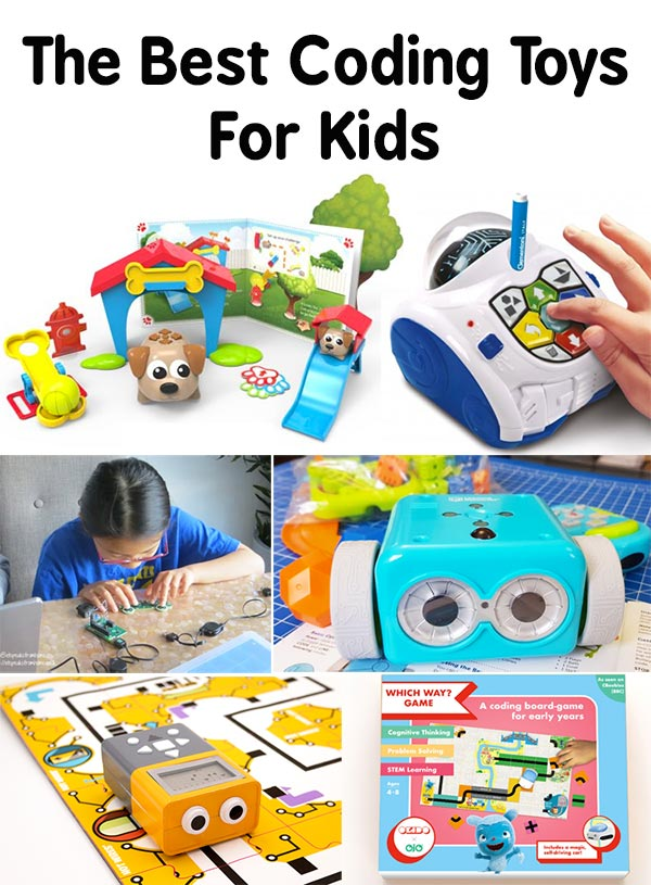 The Best Coding Toys For Kids