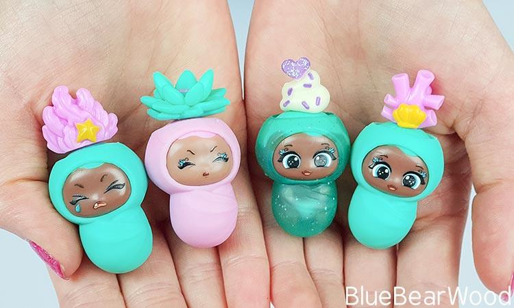 Four Blume Babies