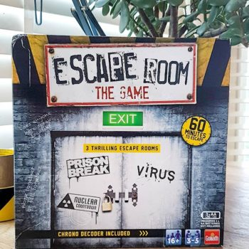 Escape Room The Game By Goliath Toys