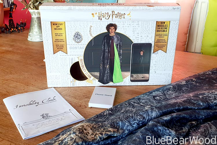 Harry Potter Invisibity Cloak
