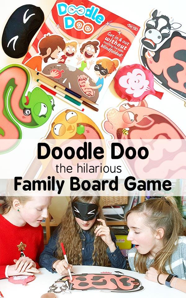 Tactic Games Doodle Doo