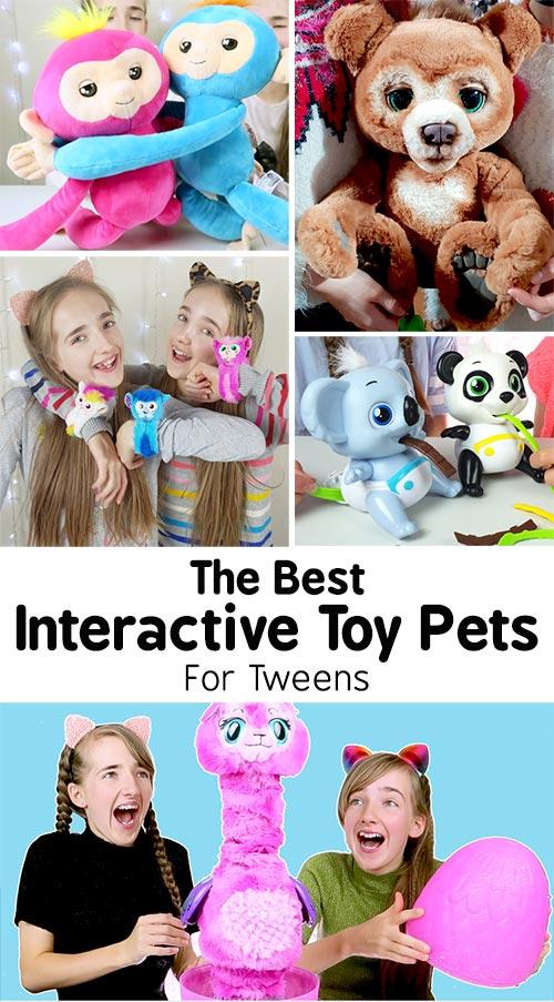The Best Interactive Toy Pets For Tweens