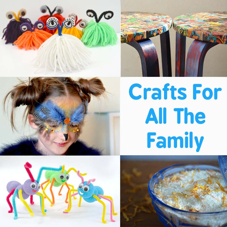 Crafts For All The Family