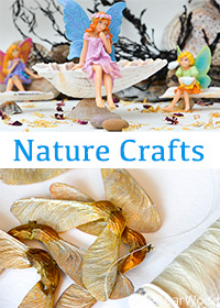 Nature Crafts Image