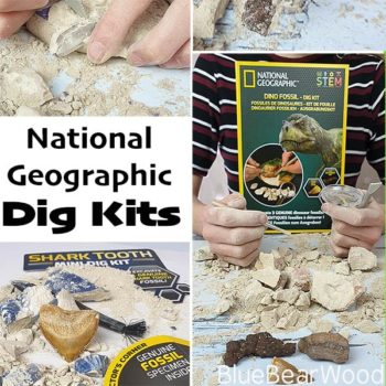 National Geographic Dig Kits Review